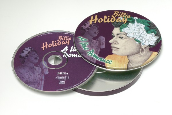 BRISA CD HOLIDAY BILLIE - A FINE ROMANCE