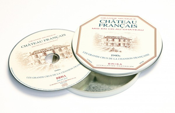 BRISA CD CHATEAU FRANCAIS