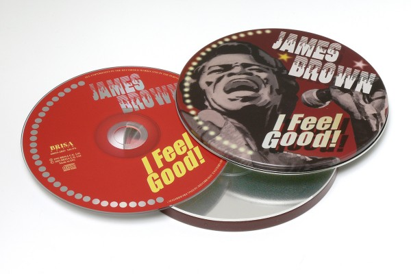 BRISA CD JAMES BROWN - I FEEL GOOD