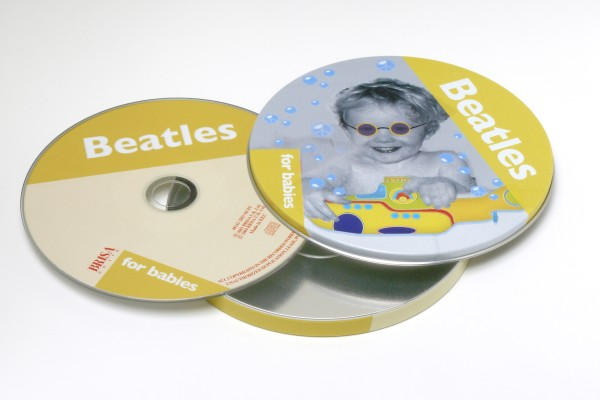BRISA CD BEATLES FOR BABIES