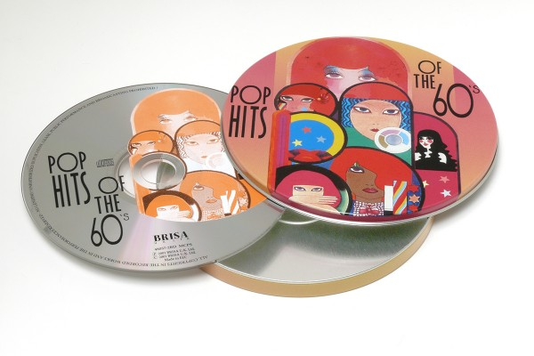 BRISA CD POP HITS OF THE 60´s