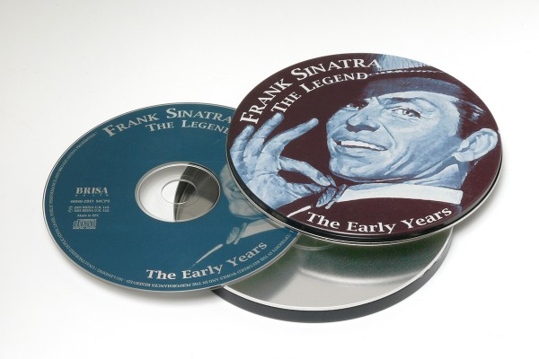 BRISA CD FRANK SINATRA - THE LEGEND