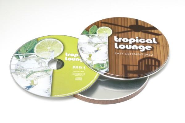 BRISA CD TROPICAL LOUNGE