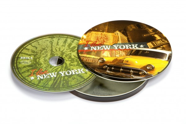 BRISA CD I LOVE NEW YORK