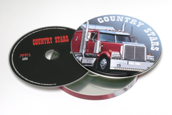 BRISA CD COUNTRY STARS / VARIOUS