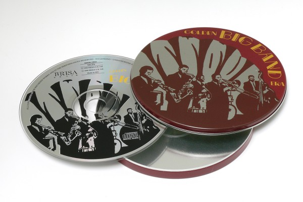 BRISA CD GOLDEN BIG BAND ERA / VARIOUS
