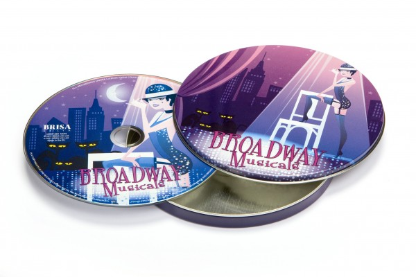 BRISA CD BROADWAY MUSICALS
