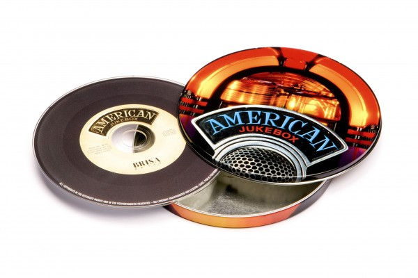 BRISA CD AMERICAN JUKEBOX