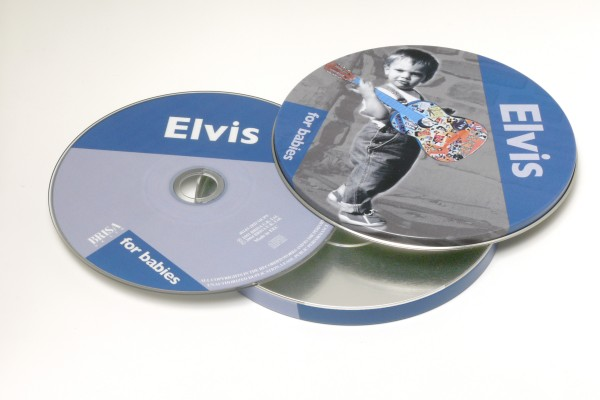 BRISA CD ELVIS FOR BABIES