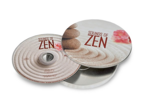 BRISA CD SOUNDS OF ZEN