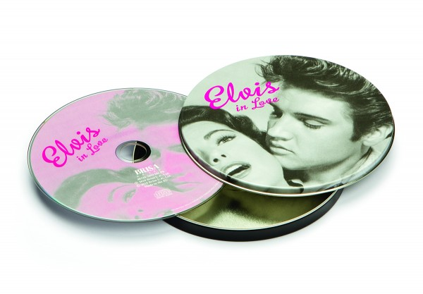 BRISA CD ELVIS IN LOVE