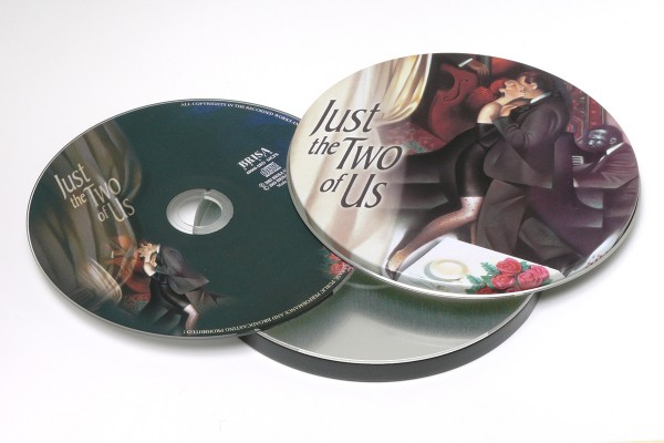 BRISA CD JUST THE TWO OF US