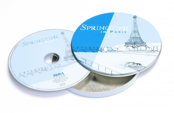 BRISA CD SPRINGTIME IN PARIS