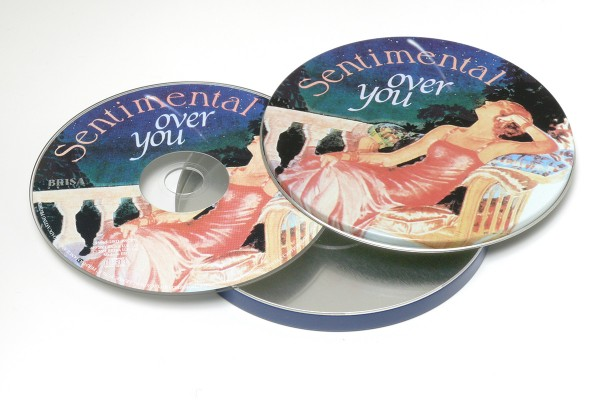BRISA CD SENTIMENTAL OVER YOU