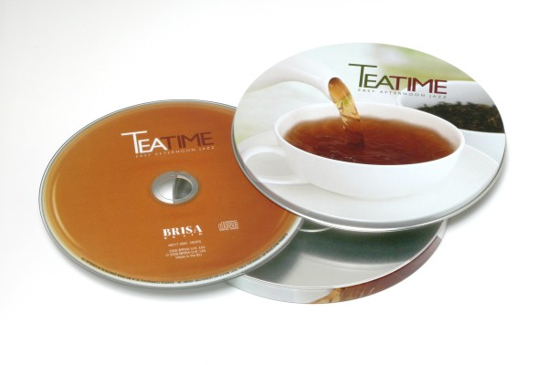 BRISA CD TEA TIME - AFTERNOON SMOOTH JAZZ