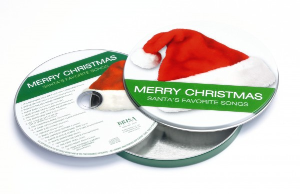 BRISA CD MERRY CHRISTMAS