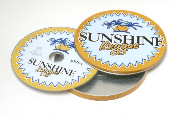 BRISA CD SUNSHINE REGGAE
