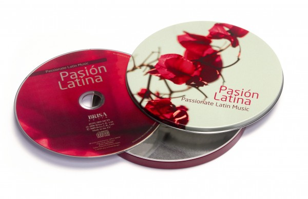 BRISA CD PASIÓN LATINA