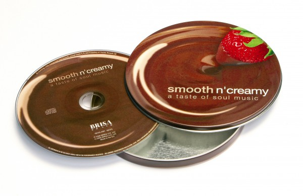 BRISA CD SMOOTH 'N' CREAMY