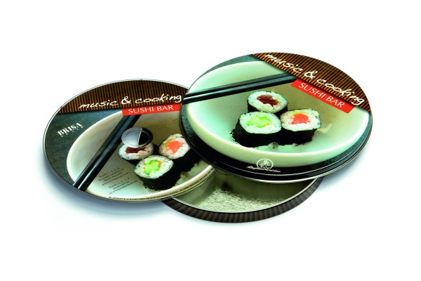 BRISA CD SUSHI BAR - DEUTSCHE VERSION