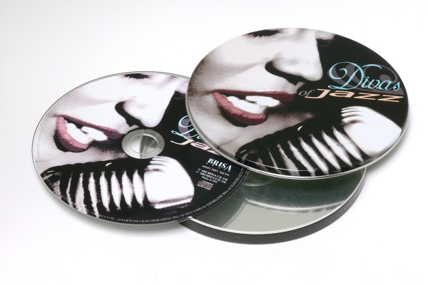 BRISA CD DIVAS OF JAZZ