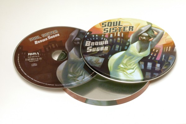 BRISA CD SOUL SISTER, BROWN SUGAR
