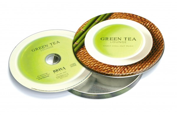 BRISA CD GREEN TEA LOUNGE