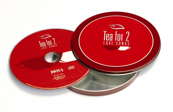 BRISA CD TEA FOR 2