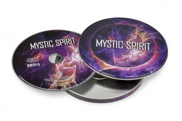 BRISA CD MYSTIC SPIRIT
