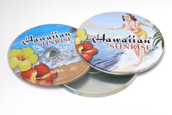 BRISA CD HAWAIIAN SUNRISE